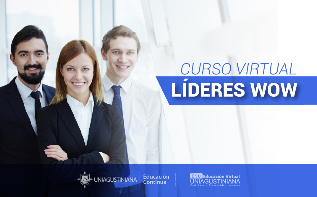 Curso Virtual Lideres Wow