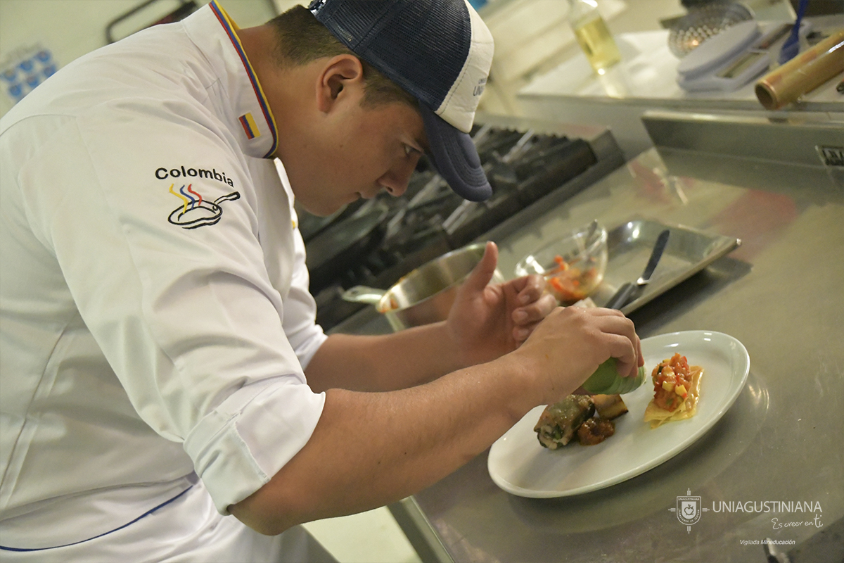 Young Chef Olympiad 4