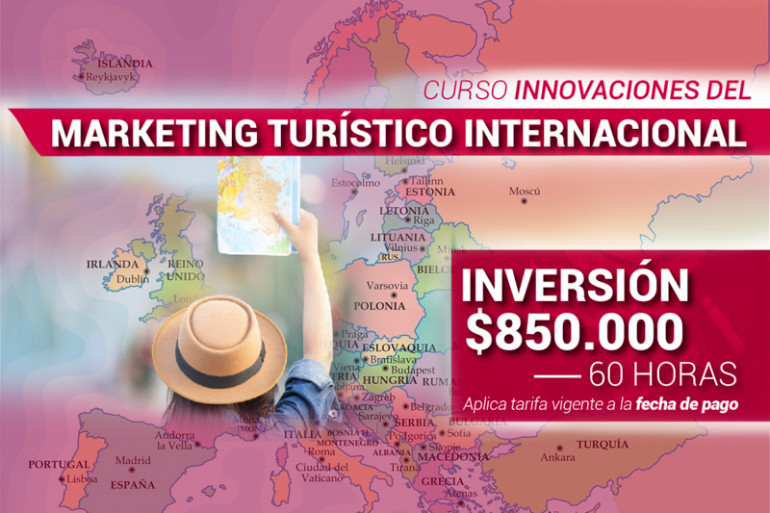 Curso Innovaciones del Marketing Turístico Internacional