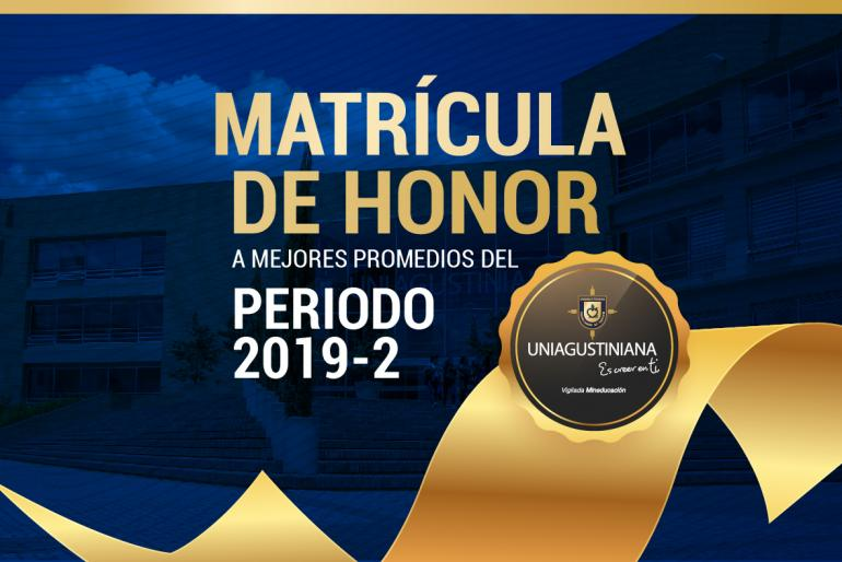 Matrícula de honor