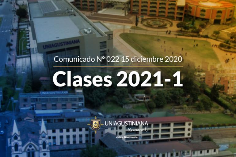 Clases 2021-1