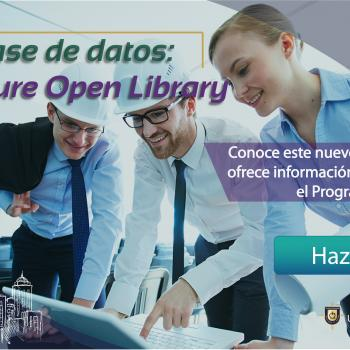 Nueva Base de datos: Architecture Open Library