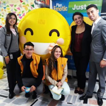 Se lanza Plan Emotic en Campus Suba